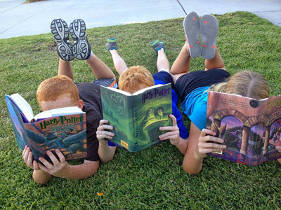 Harry Potter Read Along